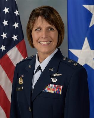 Maj. Gen. Kimberly A. Crider