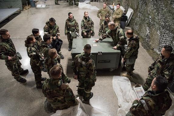 Joint Base Elmendorf-Richardson Implements Revised CBRN Training