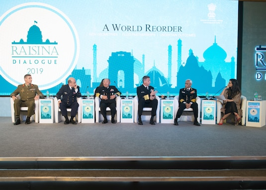 Commander Stresses Importance of Indo-Pacific Partnerships