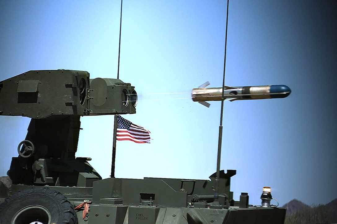 LAV Anti-Tank Weapon System to reach FOC by end of 2019