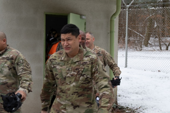 U.S. Army Reserve Soldiers increase CBRN readiness