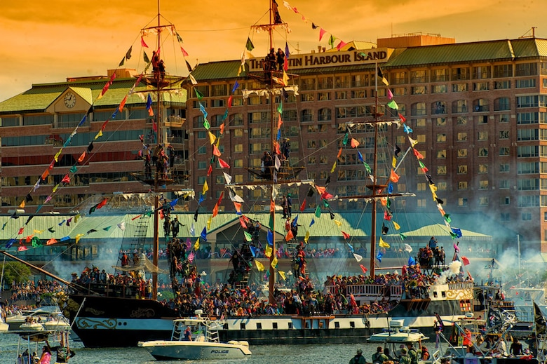 "Calling All Pirates! ""Ye Be Safe at Gasparilla!"""