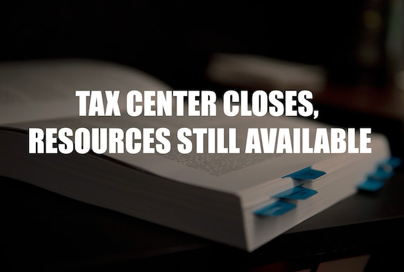 Tax Center closes, resources still available