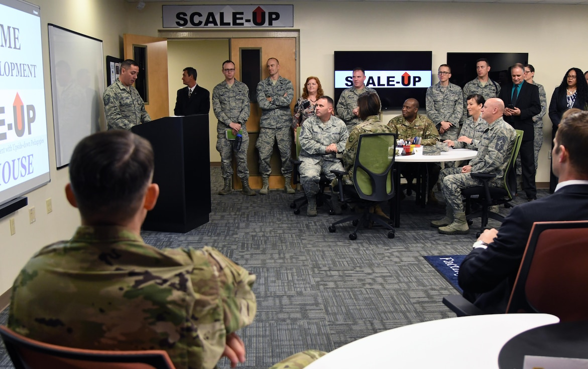 Keesler Air Force Base Seim Oil Cooler Wiring Diagram 81st Trss Hosts Scale Up Ribbon Cutting Ceremony