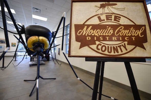 Every three years the 910th Airlift Wing holds the Department of Defense's Aerial Spray Certification Course in tandem with the Florida Mosquito Control Association's annual fly-in in Lee County Mosquito Control District near Fort Myers, Florida.