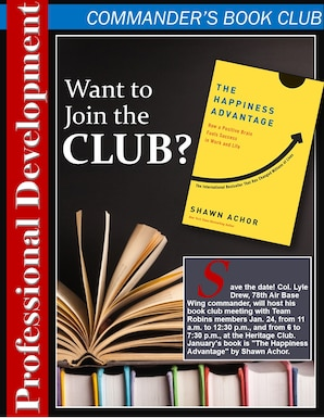 January Commander's Book Club