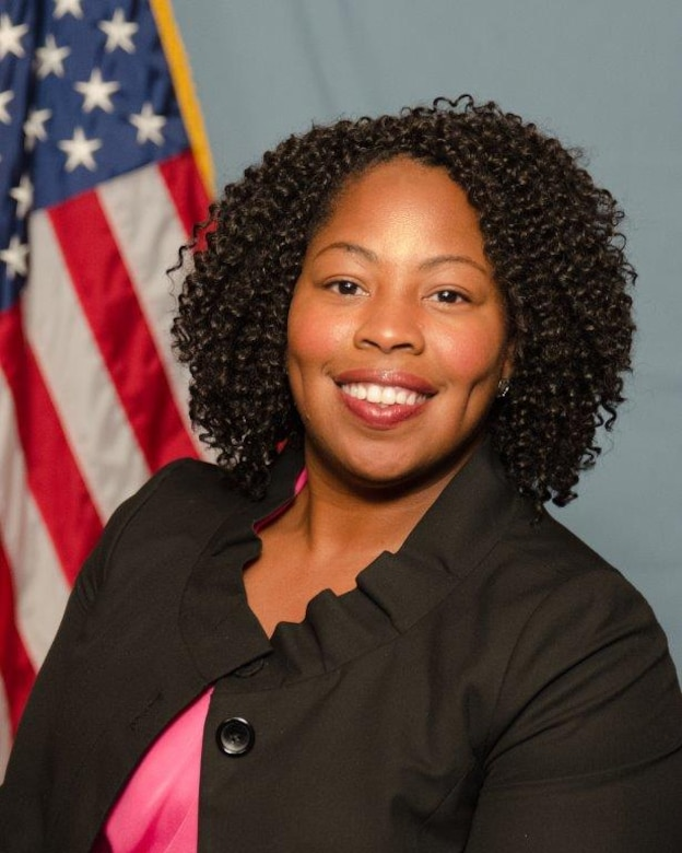 Anissa Lumpkin is the Air Force Research Laboratory SBIR/STTR Program Lead. In her role, Lumpkin oversees the STTR portfolio of topics and is leading a variety of new initiatives to improve the program's return on investment. (Courtesy photo)