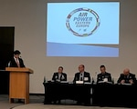 DLA Aviation Commander participates in panel discussion