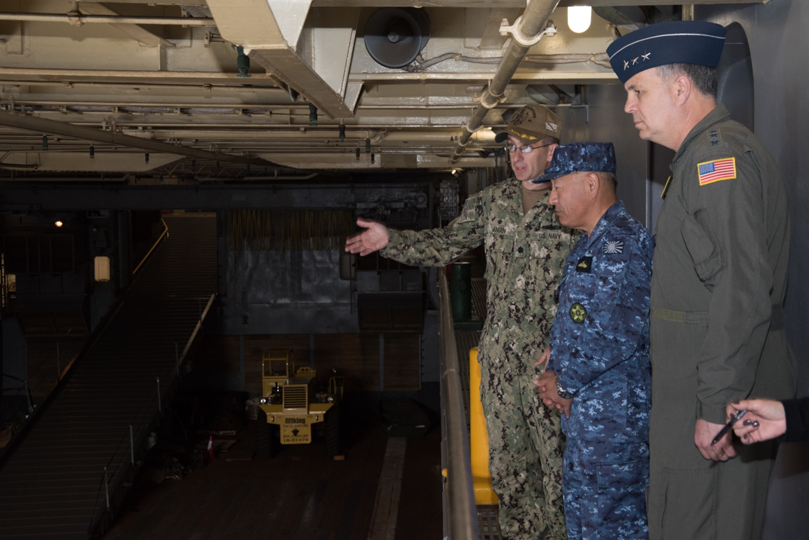 U.S.-Japan Alliance Remains Cornerstone of Peace in Asia, Commander Says