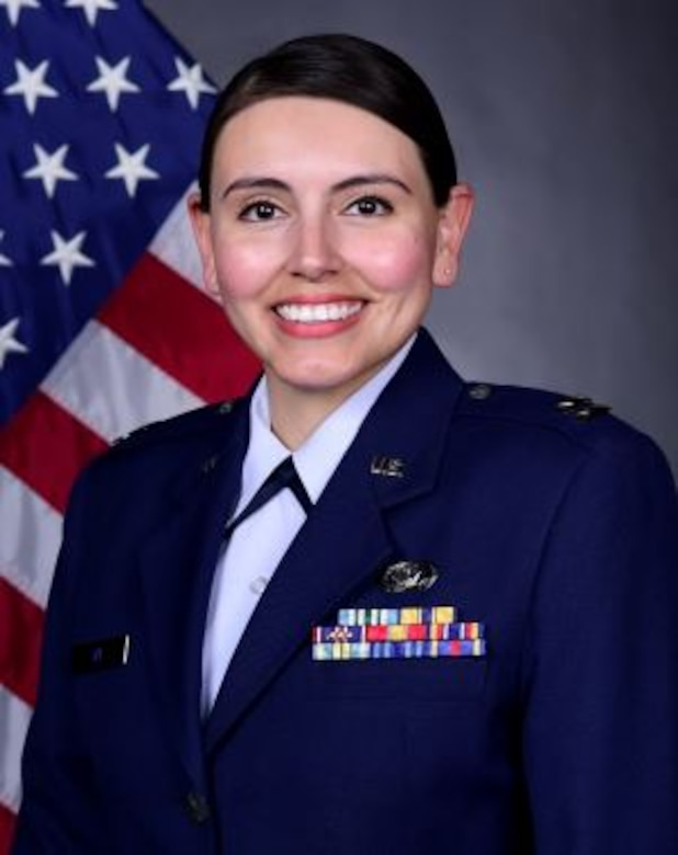 Capt Paulina Ali's bio photo (Courtesy Photo)