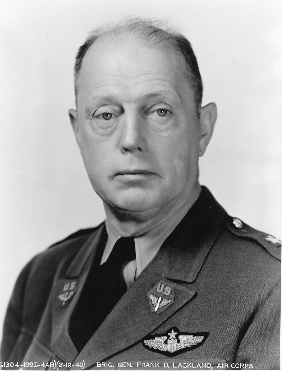 Brig. Gen. Frank D. Lackland