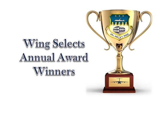 Wing kicks off 2019 by announcing latest annual award winners
