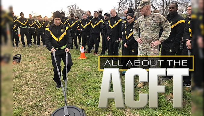 All About The ACFT