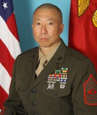Sergeant Major, 1st Battalion, 25th Marine Regiment