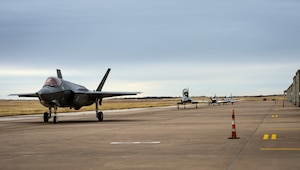 Sheppard a stop on F-35A Lightning II road tour