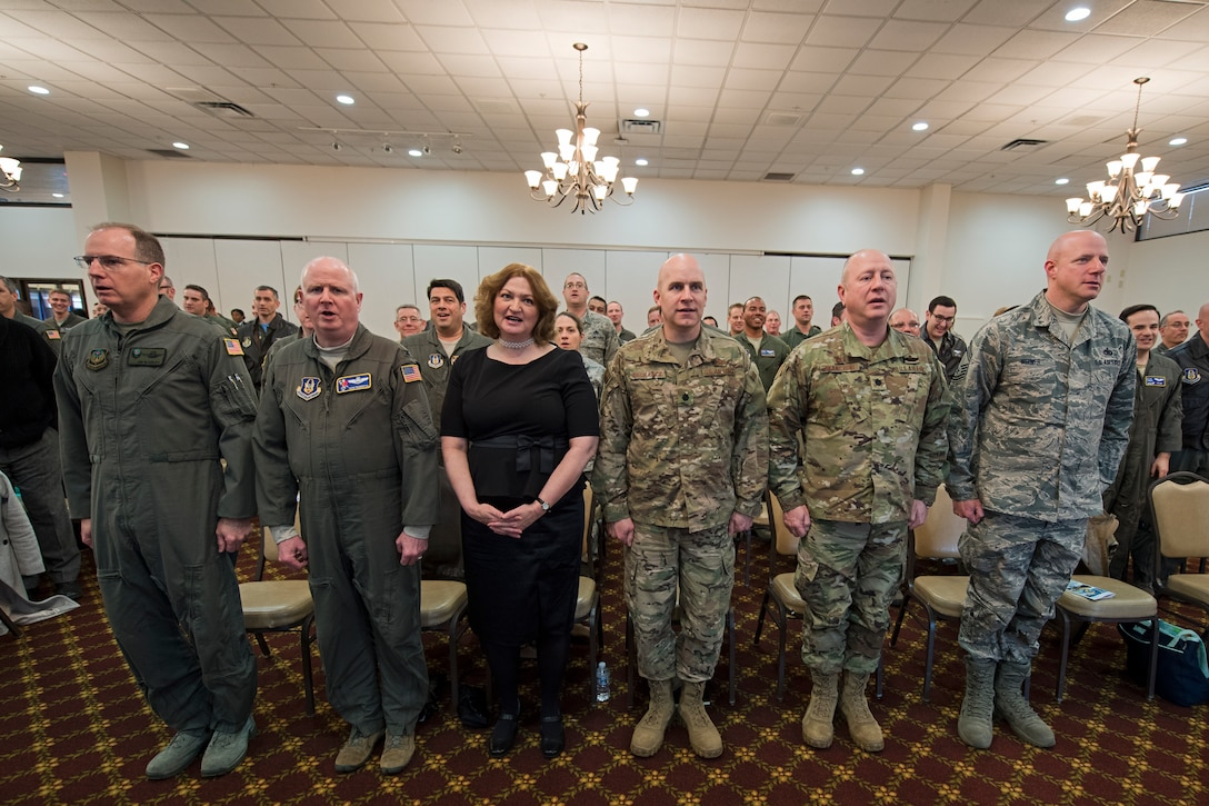 76th ARS Change of Command