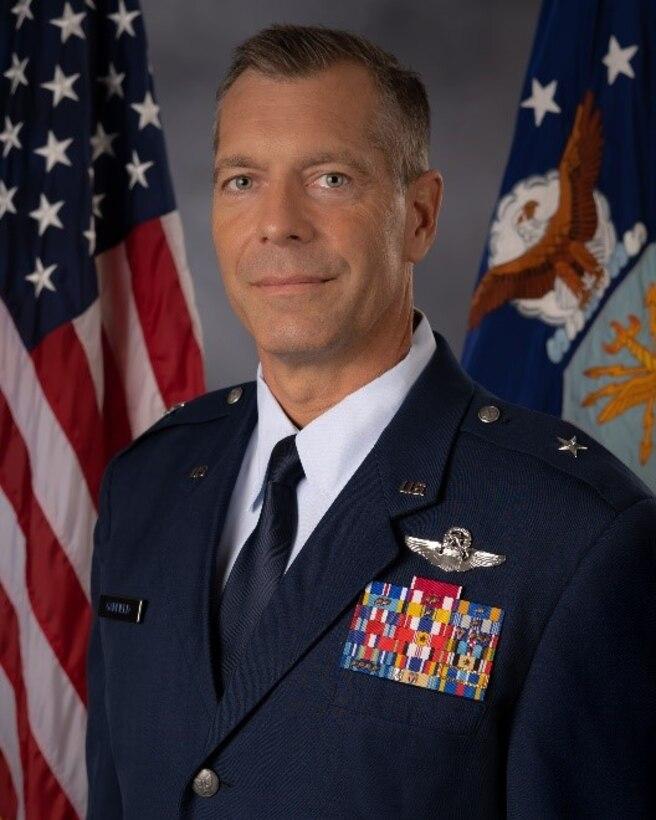 Brig. Gen. David P. Garfield