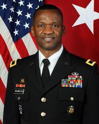 Brigadier General Fletcher V. Washington, USA