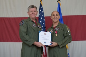 Ohio native retires from Air Force in Phoenix after 26 year career