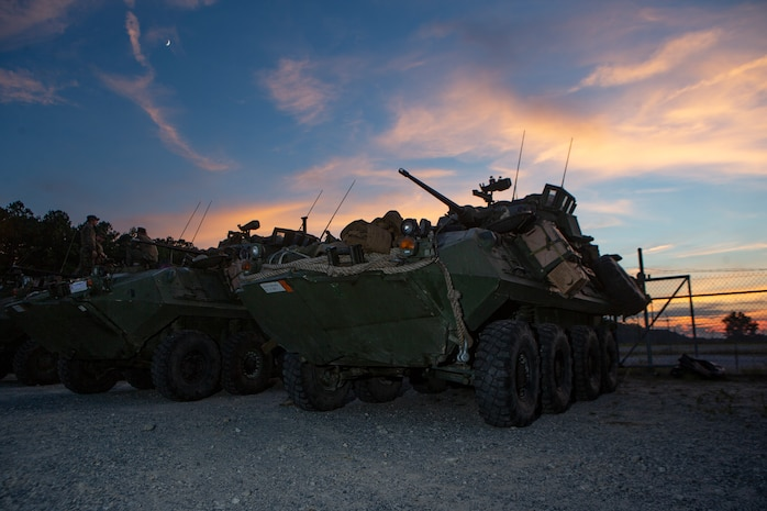 Effort underway to update, give Light Armored Vehicles extended service life