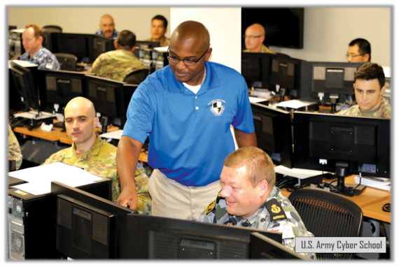Army Cyber Command Home