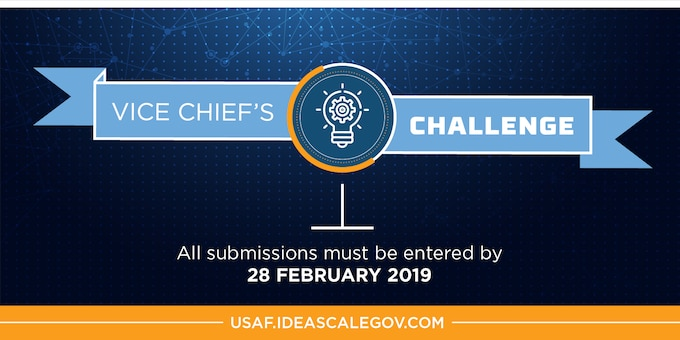 Inaugural Vice Chief's Challenge seeks game-changing innovations