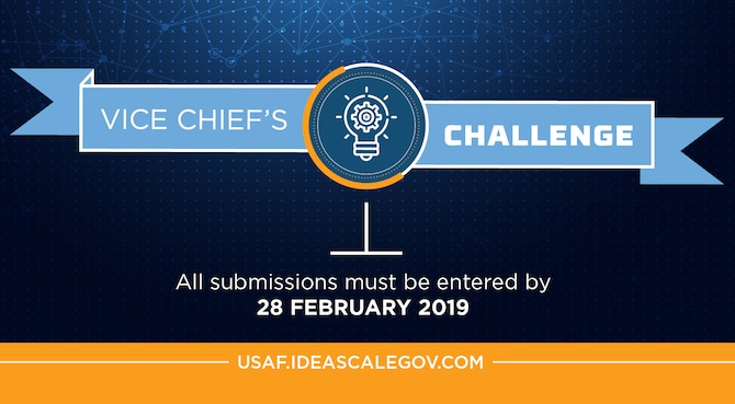 Vice Chief's Challenge graphic