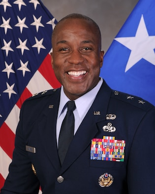 Major General Stacey T. Hawkins is the Commander, Ogden Air Logistics Complex, Hill Air Force Base, Utah. (U.S. Air Force photo)