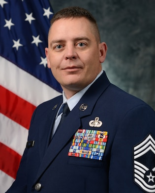 Chief Master Sgt. Dyer