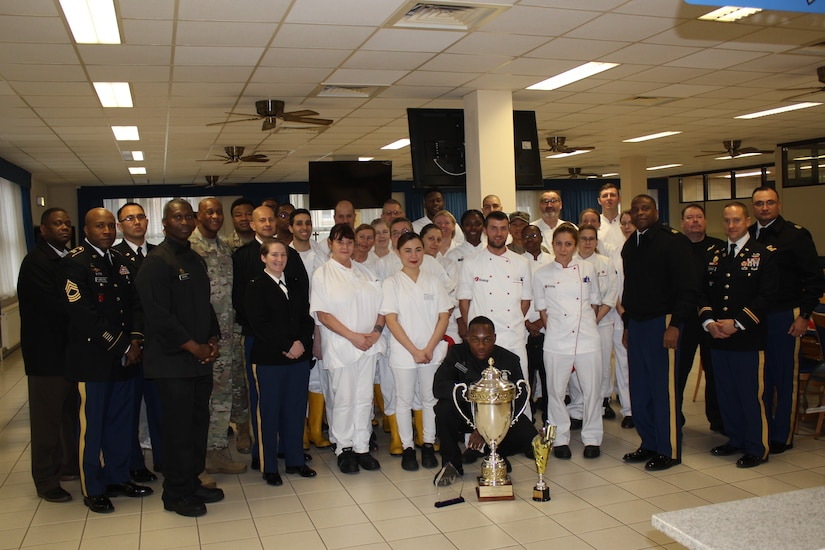 The dining facility won the Department of the Army-level Philip A. Connelly Award in 2016, was runner-up in 2018 and will compete for the 2019 Department of the Army-level Connelly Award as one of the six finalists in March.