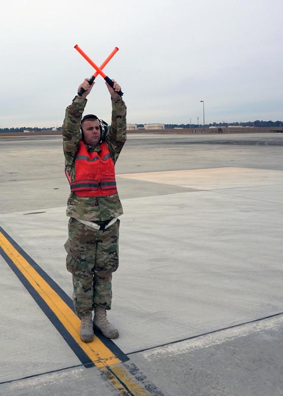 JSTARS crew chief cross training