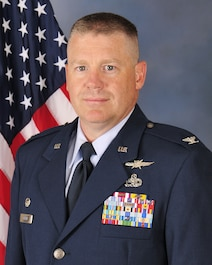 As vice commander, Col. Christopher L. Green assists the commander in ensuring that objectives, policies, and operational directives are effectively executed within the 115th Fighter Wing. Green is a prior enlisted Airman who received his commission in 2001 after graduating from the Air National Guard Academy of Military Science as a distinguished graduate. Prior to his command assignments, Green served in a variety of positions including Installation Deployment Officer, Chief of Supply, Munitions Accountable Systems Officer, Logistics Readiness Squadron Operations Officer, United States Property and Fiscal Officer assistant for property and Battle Staff Coordinator. Green previously commanded the 115th Communications Flight, 506th Expeditionary Logistics Readiness Squadron, Kirkuk, Iraq, and the 115th Logistics Readiness Squadron and 115th Maintenance Group.