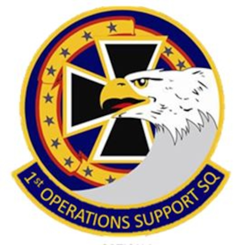 1st Operations Support Squadron patch