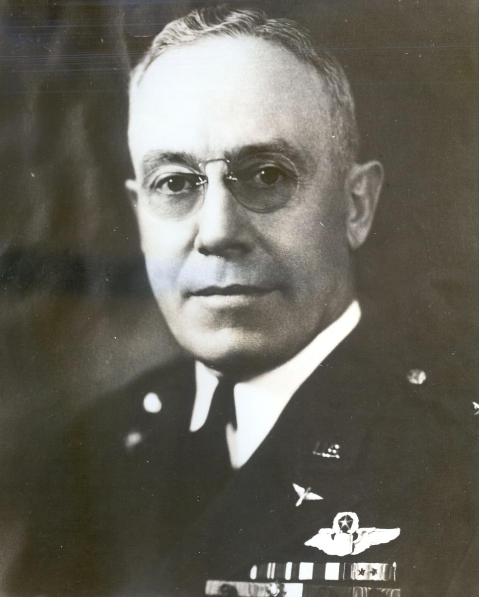 Maj. Gen. Herbert A. Dargue