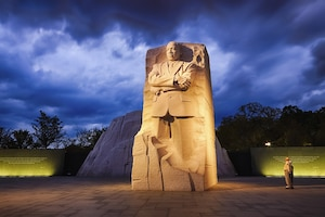 Dr. Martin Luther King, Jr. Memorial, photo courtesy of www.washington.org