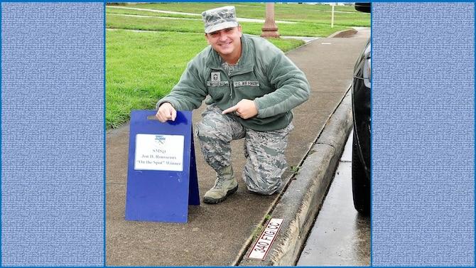 Senior Master Sgt. Jon Rousseaux (U.S, Air Force graphic)