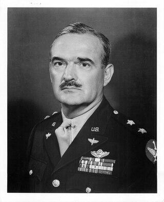 Maj. Gen. Frank O. Hunter