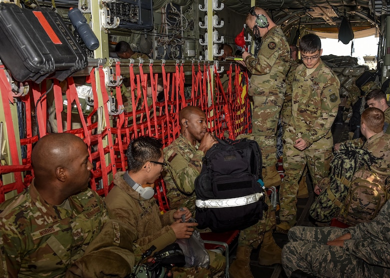 317th Airlift Wing deploys, supports USAFE, AFRICOM