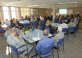 More than 60 people from around the Antelope Valley converged on Edwards AFB to start the new year off fresh with a meeting at the Airman and Family Readiness Center Jan. 10.