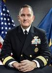 Rear Admiral Edward Cashman