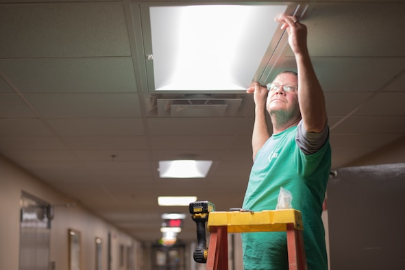 42nd CES to save base millions of kWh/year with LED light upgrades