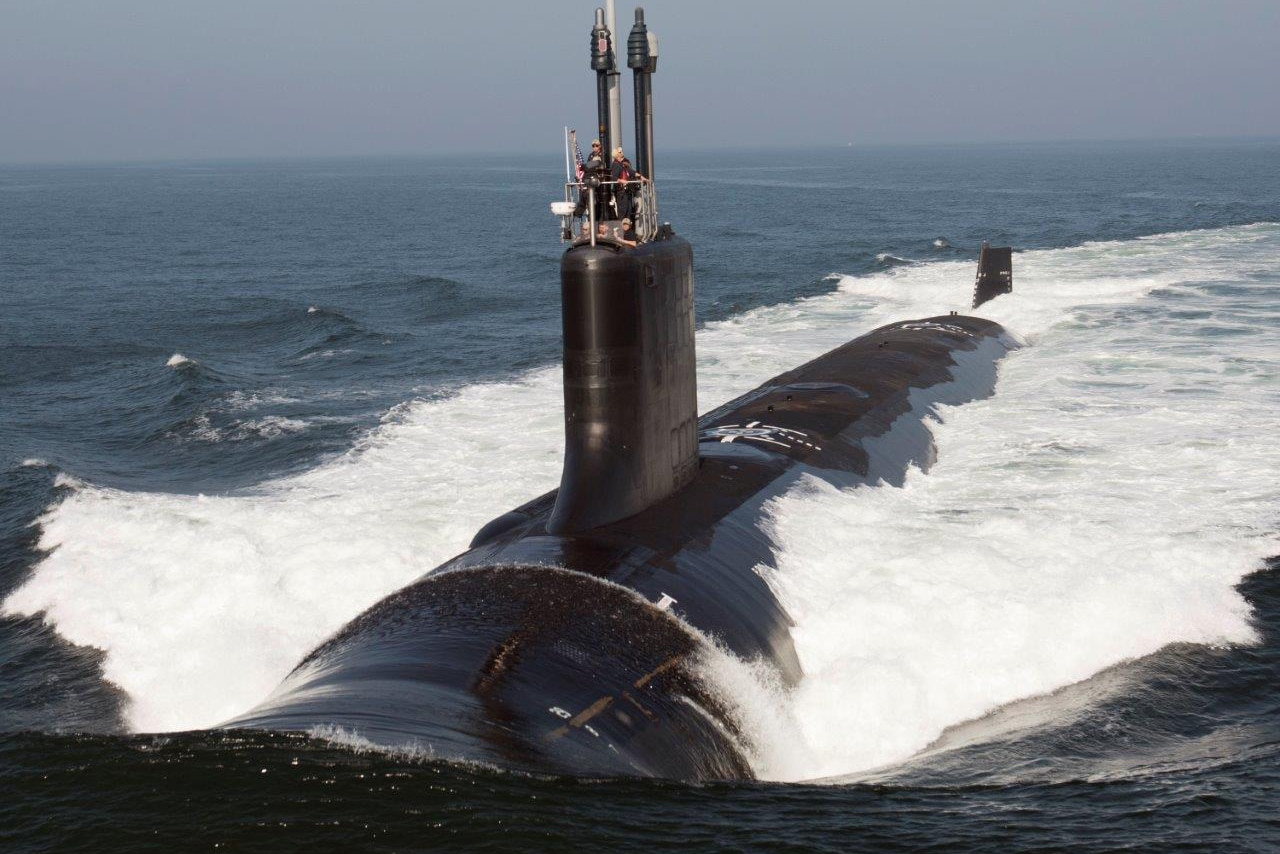 Diving Deep: 65 Years of Nuclear-Powered Subs > U S  DEPARTMENT OF