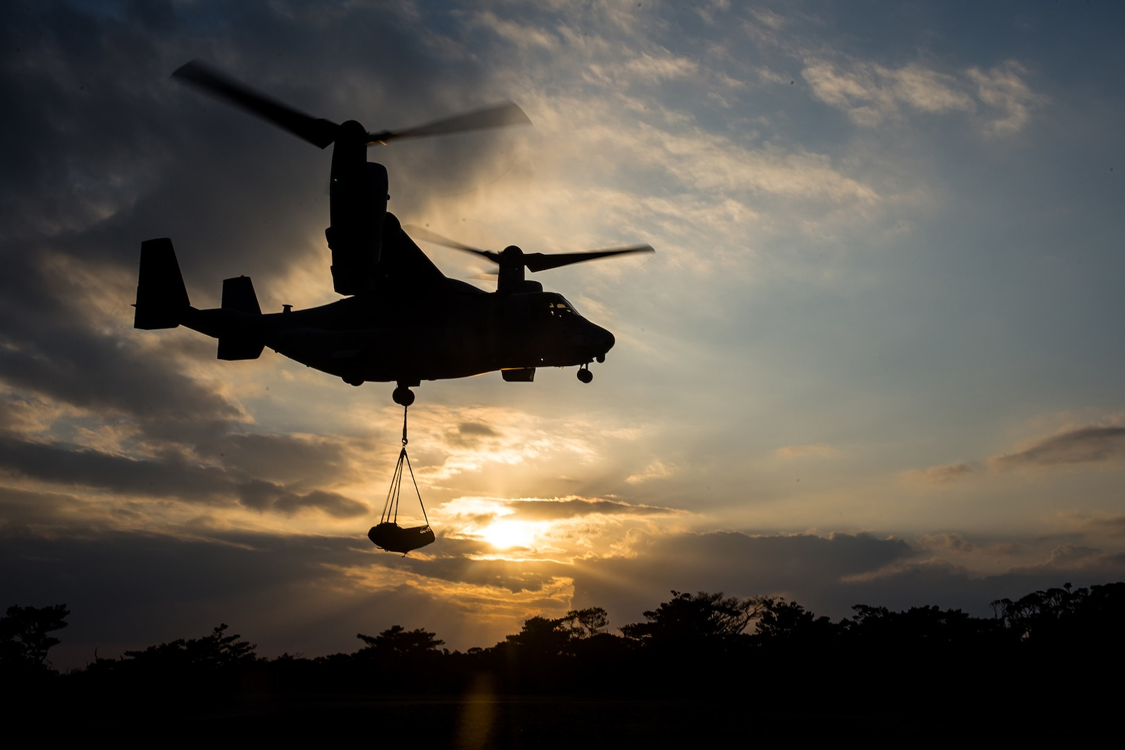 Landing Support Company Completes Helicopter Support Team Training