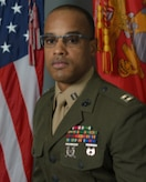 Official Photo of Captain Adam Pinkney
