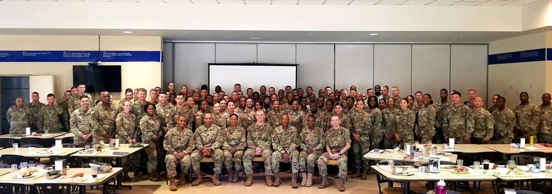 Over 100 Army Leaders Gather to Honor Dr. Martin Luther King Jr. and Reflect on His Warrior Spirit