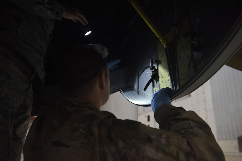 317th ISO: keeping the C-130s ready