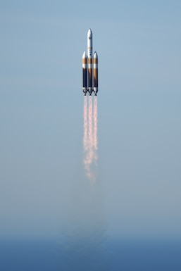 Delta IV Heavy NROL-71 successfully launched