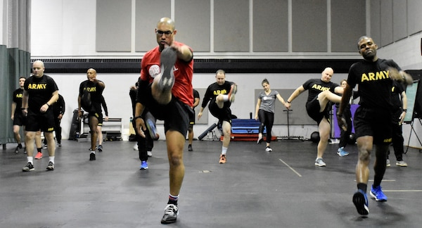 Md  Guard uses innovation to prepare for Army Combat Fitness test