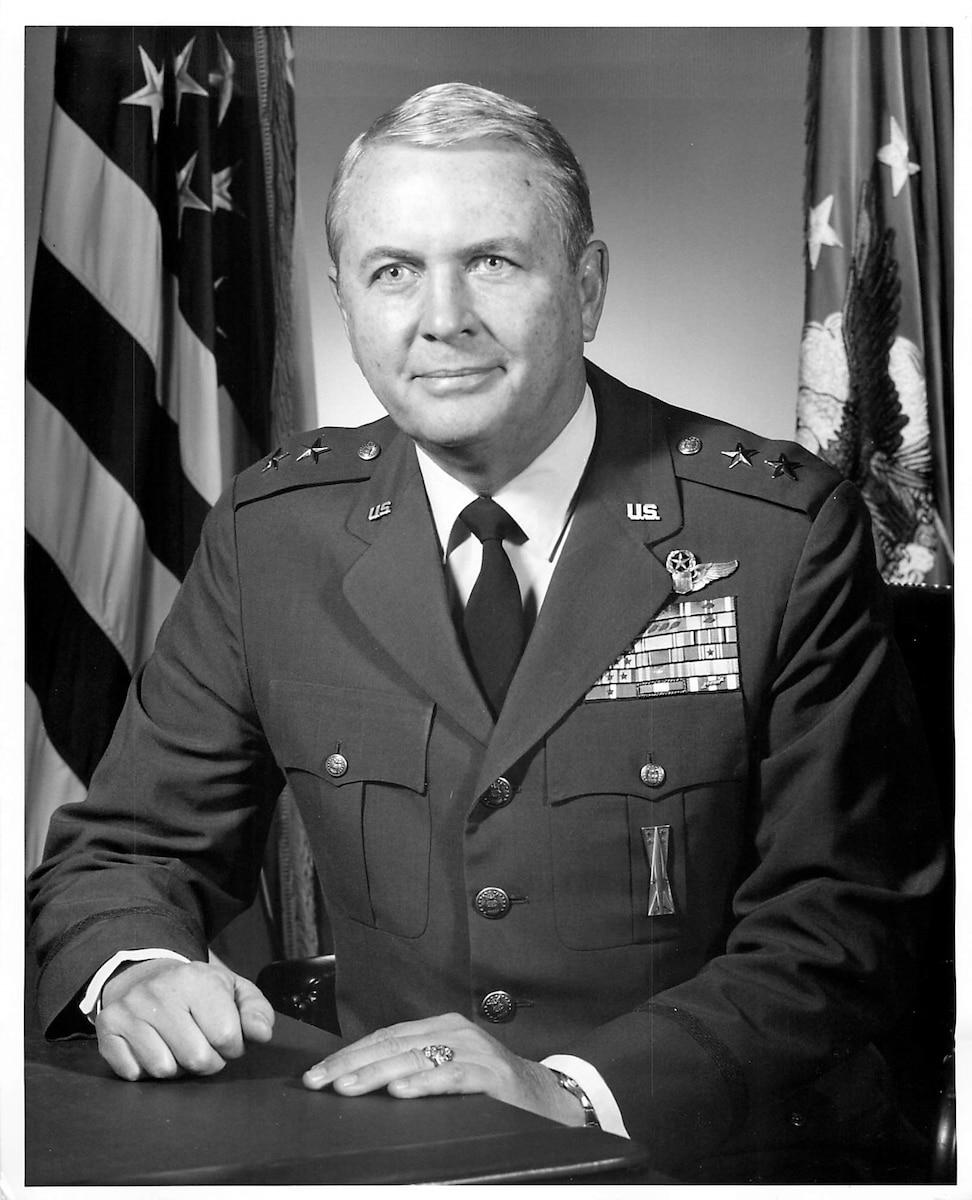 Maj. Gen. Hilding L. Jacobson, Jr