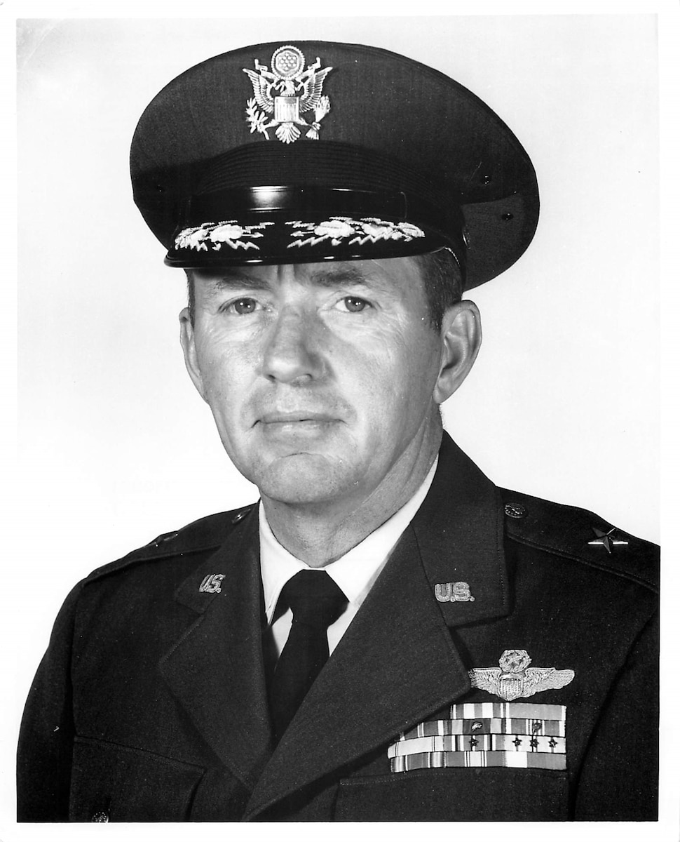 Brigadier General Everett W. Holstrom